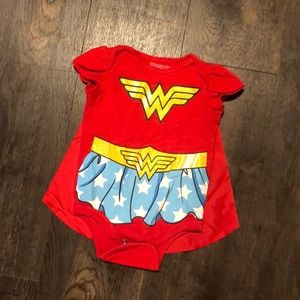 Wonder Woman costume, 6-9 month girl, worn once